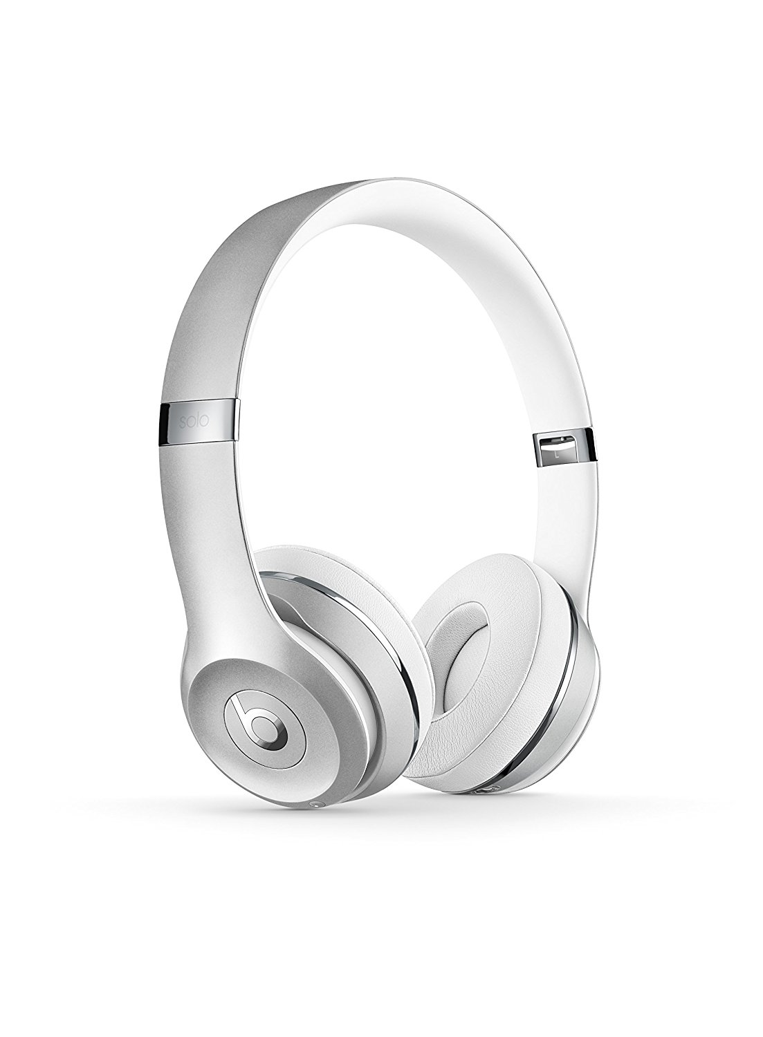 Beats Solo 3 Wireless On-Ear Headphones (Silver)